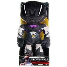 Power Rangers Movie - 12 Inch Plush Black Ranger *BRAND NEW*