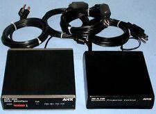 Amx Mx12 Wireless Receiver & Axb-Xld Interface Kodak Ektagraphic Slide Projector