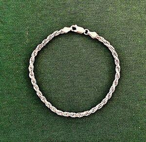 bracelet silver men's