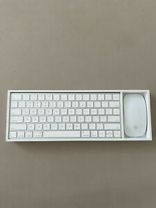 Apple Wireless Keyboard and Magic Mouse (A1296/A1314)