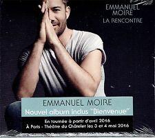 CD - EMMANUEL MOIRE - La Rencontre