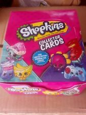 SHOPKINS SEASON 5 & 6 BOX 36 PACK BOX TRADING CARDS