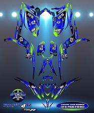 Yamaha Raptor 700-700R 2013-2020 full graphics kit sticker decals