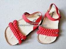 55% OFF! AUTH OLD NAVY BABY BRAID STRAPS CORK SANDALS SHOES 6-12 mos US$ 14.99