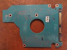 "Toshiba MK6475GSX (HDD2L02 D UL02 B) FW:GT002D 640gb 2.5"" Sata PCB"