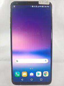 LG V30 ThinQ H932 128GB T-Mobile AT&T GSM Unlocked Smart Cellphone Black U436