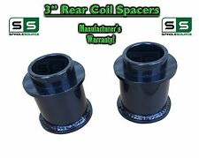 "2009 - 2017 Dodge Ram 1500 REAR 3"" inch 3in FABRICATED STEEL Coil Spacer Lift"