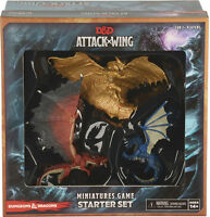 DUNGEONS & DRAGONS: Attack Wing - Miniatures Game Starter Set (WizKids) #NEW