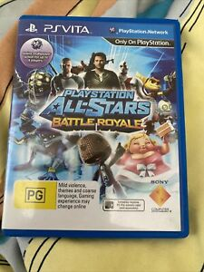 Playstation All-Stars Battle Royale - PSVita Game PAL