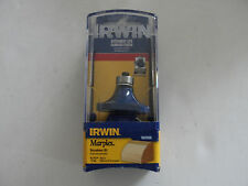 IRWIN 1/2-in Carbide-Tipped Roundover Bit, Model # 1900996
