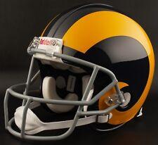 LOS ANGELES RAMS 1973-1980 NFL Riddell REPLICA Throwback Football Helmet