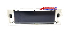 Peugeot 307 Display Radioanzeige Multifunktionsanzeige 9649090377 B00