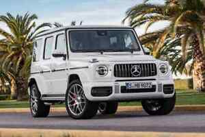 24 inch AFTERMARKET FORGED MESH WHEELS SET- CUSTOM MADE FOR MERCEDES AMG G WAGON