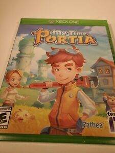My Time At Portia Xbox One Brand New Factory Sealed Shipped Free
