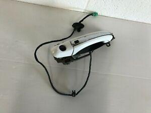 BENTLEY CONTINENTAL GT 2004-2011 DRIVER RIGHT SIDE EXTERIOR DOOR HANDLE COMPLETE