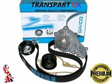 FORD FIESTA MK5 V VI FUSION 1.4 TDCI KP15587XS TIMING CAM BELT KIT & WATER PUMP