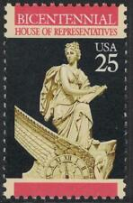 Scott 2412- House of Representatives- 25c MNH 1989- unused mint stamp