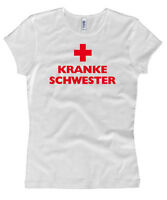 Ich bin schizophren.. - Damenshirt // Girl // Woman Gr XS bis XL