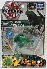 Bakugan Japanese Trox Green Ventus NIP Battle Planet