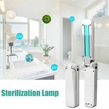 Folding UVC Light Sterilizer Wand Germicidal Disinfection Sterilization UV Lamp