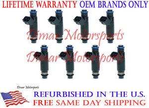 Denso Fuel Injector Set Supercharged UPGRADE for 2004-2009 XJR 4.2L