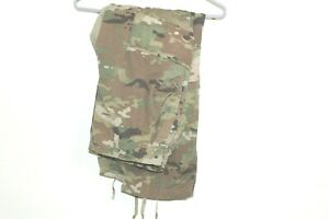 Army Combat Uniform Pants MultiCam Female 31 Short BDU Insect Repellent USGI
