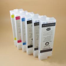 PFI102 refillable ink cartridge for Canon iPF605 iPF650 iPF655 iPF750 iPF755