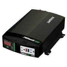 Xantrex PROwatt SW SW1000 1000W True/Pure Sine-Wave Inverter 12V Dual GFCI+USB