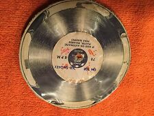 78 RPM record- On top of old smokey - from Wheaties box 1955