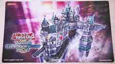 Yugioh WCS 2019 Playmat - Skyfaring Castle of the Black Forest Rubber Playmats