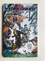 Threshold Vol 1: The Hunted - Larfleeze -DC Comics Trade Paperback Graphic Novel