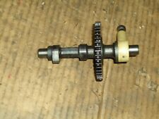 TECUMSEH-VANTAGE/PRISMA/CENTURA LAWNMOWER ENGINE CAMSHAFT(WITH METAL CAMS)