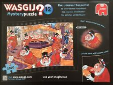 1000 Piece Wasgij Jigsaw Puzzle- The Unusual Suspects