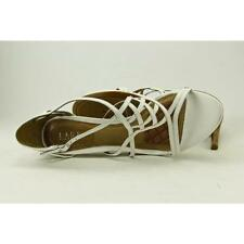 Sandalias con tiras de mujer Ralph Lauren color principal blanco