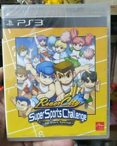 River City Super Sports Challenge All Stars Special PS3 Sony Playstation 3 Game