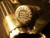 Vintage Replica IMCO 6700 stainless steel old gasoline lighter,Men cigarette oil