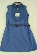 NEUF avec étiquettes Burberry Filles Sleeveles robe d'été taille 6 ans, 116 cm