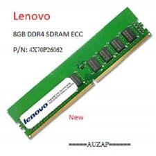 New Lenovo 8GB DDR4 2400MHz ECC UDIMM Memory 4X70P26062