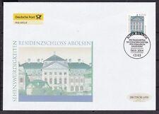 BRD 2004 Deutsche Post FDC MiNr. 2374  Residenzschloss, Arolsen