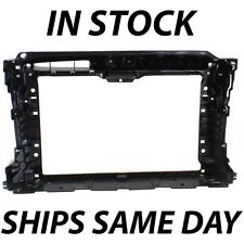 NEW Radiator Core Support Assembly Replacement For 2011-2016 VW Volkswagen Jetta