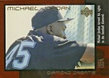 1999-00 UPPER DECK MICHAEL JORDAN THE EARLY YEARS #46 WHITE SOX BASKETBALL CARD