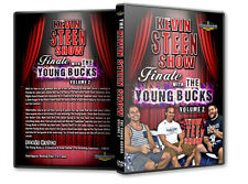 The Kevin Steen Show with The Young Bucks v2 DVD, ROH Wrestling DGUSA EVOLVE PWG