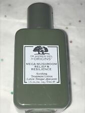 DR. ANDREW WEIL FOR ORIGINS Mega-Mushroom Relief & Resilience Lotion 1 Oz!
