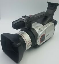 Canon DM-GL1A 3CCD Digital VIDEO CAMCORDER fluorite 100X Zoom 20x Lens Zoom