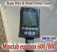 Control Box Cover Rain Dirt Dust Camo for Minelab equinox 600 800 Metal Detector