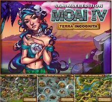 Moai 4 - Terra Incognita - Sammleredition - PC / Windows