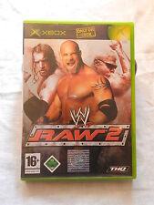 XBox - Raw 2 Wrestling - THQ - 16+ - 2003
