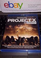 Project X   Blu-ray & DVD