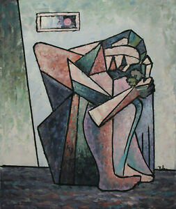 Cubist IN the Nature of The Picasso - Chairman Person