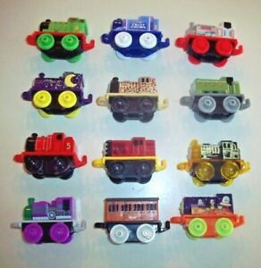 Thomas & Friends Blind Bag Minis ~ Lot A Large Assortment of 12 Different